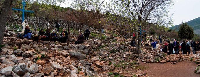 Pellegrinaggio Medjugorje Croce Blu