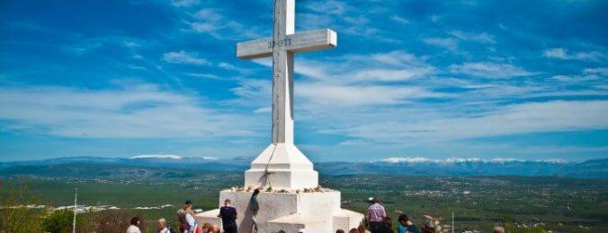 Pellegrinaggio Medjugorje Il Monte Krizevac