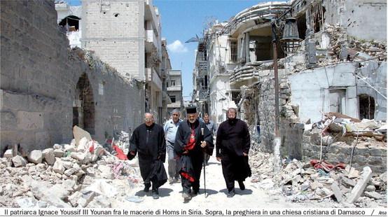 «Non abbandonate i cristiani di Siria e Iraq»