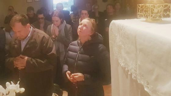 Apparizione Marija di Medjugorje 25-02-2021