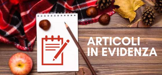 Articoli in evidenza 5