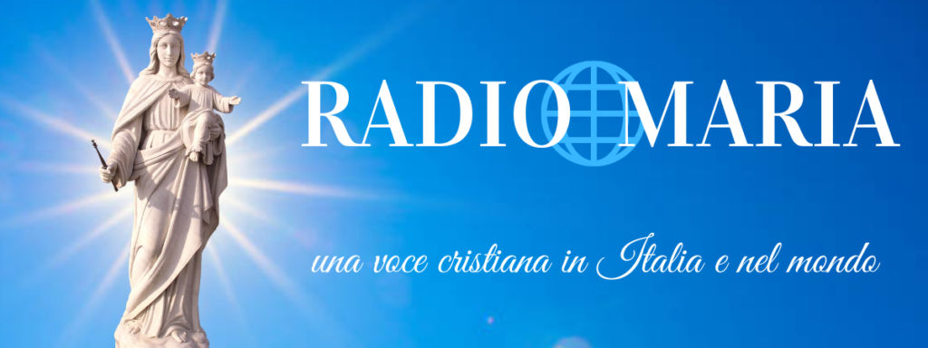 copertina Radio Maria una voce cristiana in Italia e nel mondo