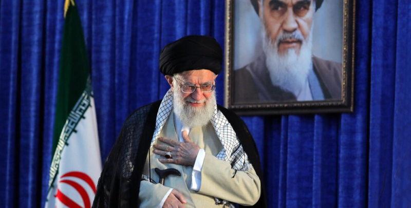 Il culto di Khamenei
