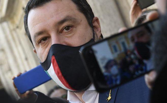 Salvini Zona arancione in tutta Italia Basta allarmismi chiudiamo aree ristrette