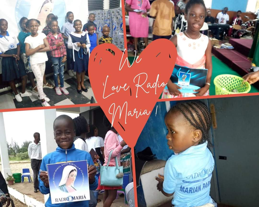 Bambini Radio Maria Africa
