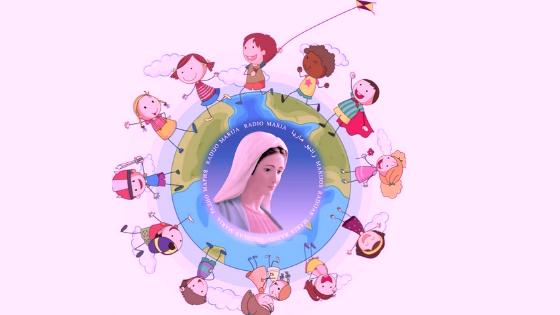 Radio Maria nel mondo bambini