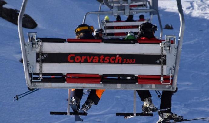 Si poteva sciare in sicurezza la Svizzera lo dimostra