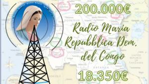 Ripetitore Repubblica Democratica del Congo 24-05-2021