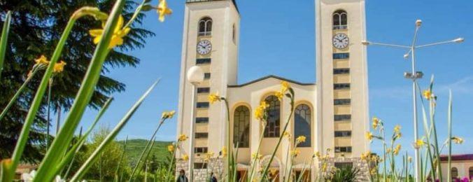 Chiesa San Giacomo Medjugorje