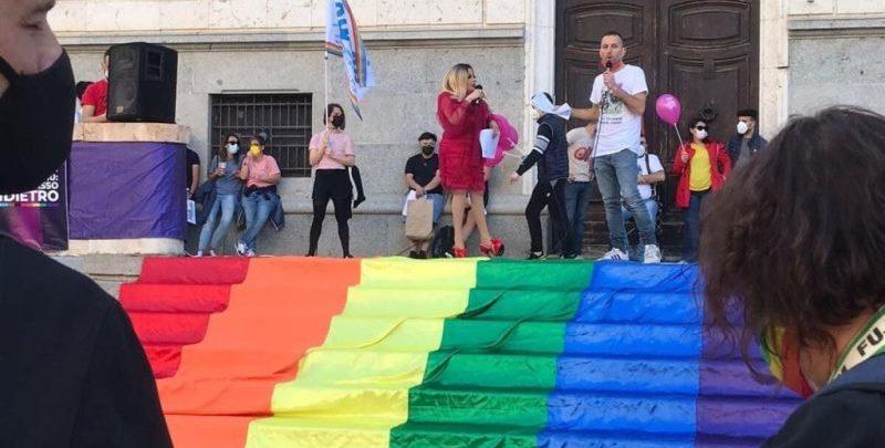 ddl-zan-manifestazione-omofobia-ansa
