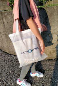 Borsa in tela Radio Maria4