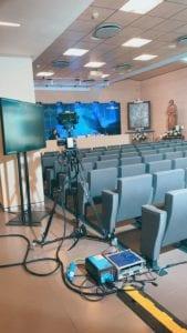 Preparativi VIII Convegno Mondiale2