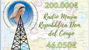 Ripetitore Repubblica Democratica del Congo 01-06-2021