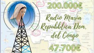 Ripetitore Repubblica Democratica del Congo 03-06-2021