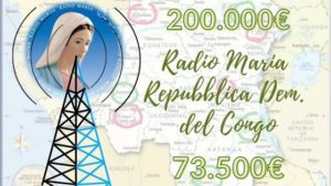 Ripetitore Repubblica Democratica del Congo 16-06-2021