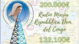Ripetitore Repubblica Democratica del Congo 22-06-2021