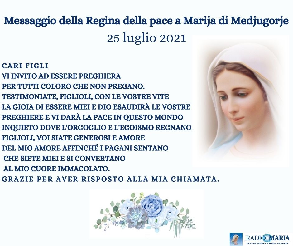 Messaggio a Marija 2507